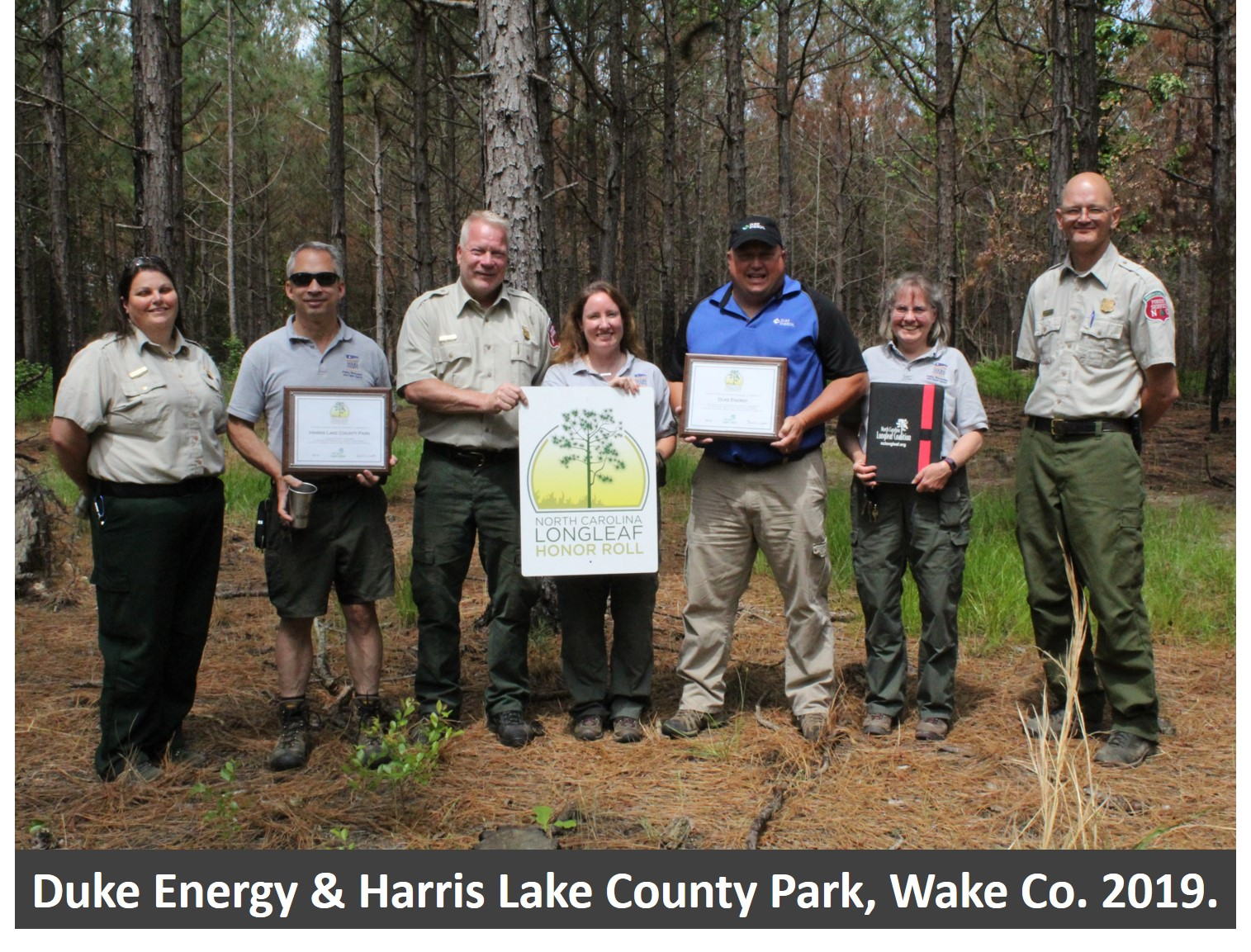 Photo of 2019 Honor Roll Recipients: Harris Lake